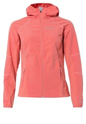 Columbia Sweet As Soft Shell Jacket Coral Bloom Rose