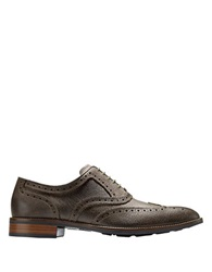 Cole Haan Lenox Hill Leather Csul Wingtip Oxfords Brown