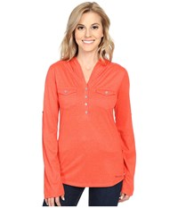 Marmot Laura Long Sleeve Red Apple Women's Long Sleeve Pullover