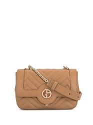 Giorgio Armani Soft Logo Crossbody Bag 60