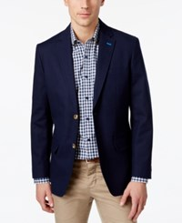 Club Room Men's Sport Coat Only At Macy's Navy Blue