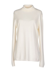 Kangra Cashmere Turtlenecks Ivory
