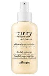 Philosophy Purity Made Simple Ultra Light Moisturizer No Color
