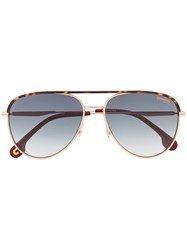 Carrera Aviator Style Sunglasses 60