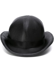Ktz Seam Detail Bowler Hat Black