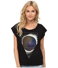 Burton Moonscape Tee True Black Women's T Shirt