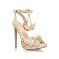 Kurt Geiger Hoax High Heel Sandals Gold