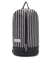 Adidas By Stella Mccartney Sports Bag Black And White
