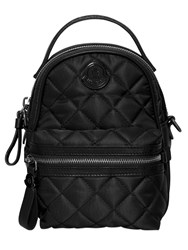 Moncler Georgine Quilted Nylon Shoulder Bag