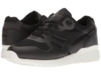 Diadora N9000 Mm Black Athletic Shoes