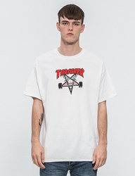 Thrasher Two Tone Skategoat T Shirt