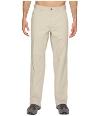 Mountain Khakis All Pants Relaxed Fit Freestone Casual Pants Beige