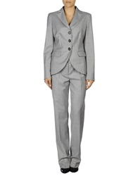 Caractere Women's Suits Grey