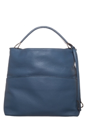Abro Tote Bag Blue Avio