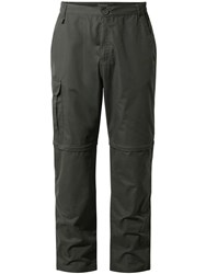 Craghoppers Men's C65 Convertible Trouser Khaki