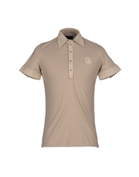 Dioniso Polo Shirts Beige