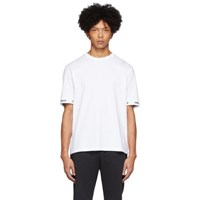 Axel Arigato White Feature T Shirt