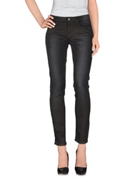 Reign Denim Pants Black