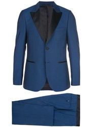 Paul Smith Satin Lapel Suit Jacket And Trousers 60