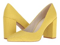 Kenneth Cole Margaux Lemon Women's Shoes Yellow
