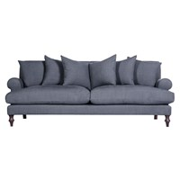 Wallace 3 Seat 218Cm Sofa In Fabric