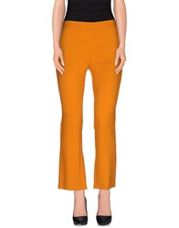 Normaluisa Trousers Casual Trousers Women Orange