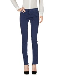 Up Jeans Trousers Casual Trousers Dark Blue
