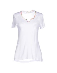 Piero Guidi T Shirts White