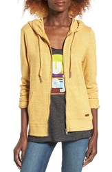 Roxy Women's Signature Cotton Blend Hoodie