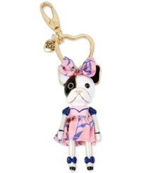 Betsey Johnson Keychains Pink