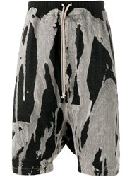 Rick Owens 'Pod' Shorts Black