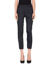 Ekle' Casual Pants Dark Blue