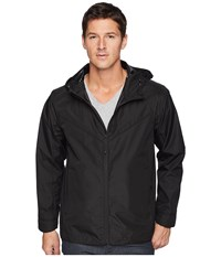 Tumi Pax Windbreaker Black Coat