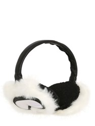 Karl Lagerfeld Holiday Faux Fur Earmuffs