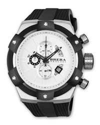 48Mm Supersportivo Watch White Brera