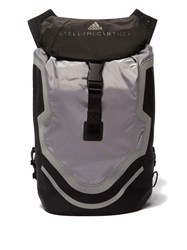 c1e7a09df0 Adidas By Stella Mccartney Run Perforated Neoprene Backpack Black Multi