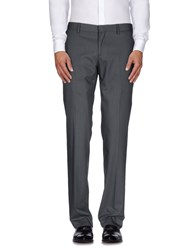 Takeshy Kurosawa Trousers Casual Trousers Men Lead