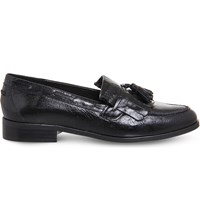 Office Extravaganza 2 Leather Loafers Black Leather