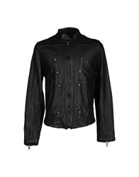 Bikkembergs Jackets Black