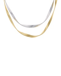 Marrakech Supreme Twisted 18K Gold Necklace Marco Bicego