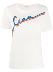 Chinti And Parker Ciao T Shirt 60