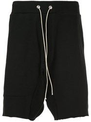 Mr. Completely Fitted Drawstring Shorts Black