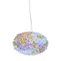 Kartell Lavender Bloom Suspension Lamp 53X35cm