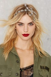 Nasty Gal Constellation Pave Star Headband