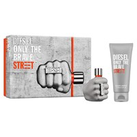 Diesel Only The Brave Street Eau De Toilette 50Ml Gift Set