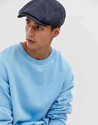 Ted Baker Treacle Boy Cap In Blue