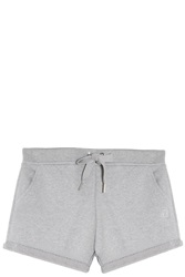 Alexander Wang French Terry Shorts Grey