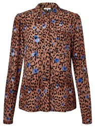 Alice By Temperley Somerset By Alice Temperley Leopard Print Blouse Multi