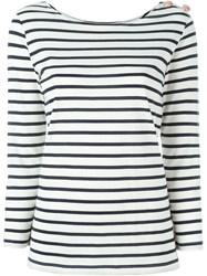 Petit Bateau Sailor Sweater Blue