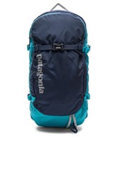 Patagonia Snowdrifter 20L Black And White